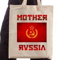 Shopping bag Mother Russia