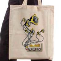 Shopping bag Music