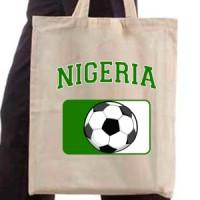 Shopping bag Nigeria Football