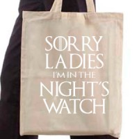 Shopping bag Night Watch