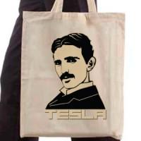 Shopping bag Nikola Tesla