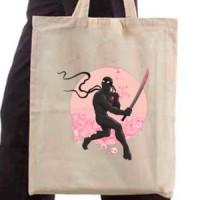 Shopping bag Ninja Action