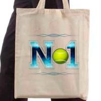 Shopping bag No.1 - Novak Djokovic