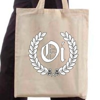 Shopping bag Oi!