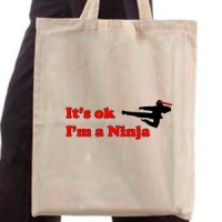 Shopping bag Ok Ninja