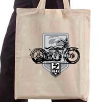 Shopping bag Old Biker