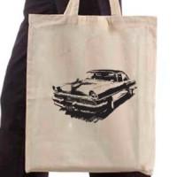 Shopping bag Old Car