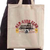Shopping bag Old Cars Club