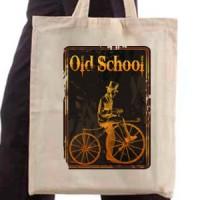Shopping bag Old School Biker