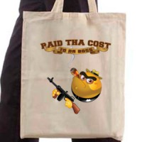 Shopping bag Paid Tha Cost To The Boss