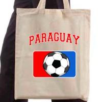 Shopping bag Paraguay Football