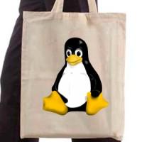 Shopping bag Penguin