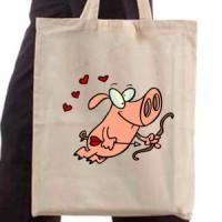 Shopping bag Piggy
