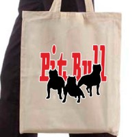 Shopping bag Pit Bull
