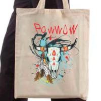 Shopping bag Powwaw Indians