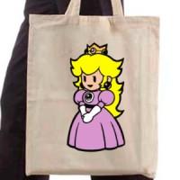 Shopping bag Princess Is Super Maria