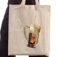 Shopping bag Professional beer drinker