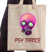 Shopping bag Psychedelic Trance