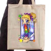 Shopping bag Rainbow Girl