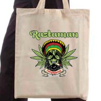 Shopping bag Rastaman