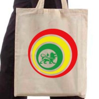 Shopping bag Reggae Lion