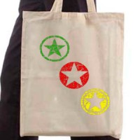 Shopping bag Reggae Stars 3