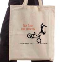 Shopping bag Ride Today