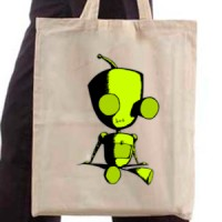 Shopping bag Robot