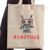 Shopping bag Robothug