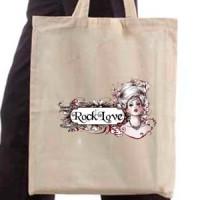 Shopping bag Rock Love