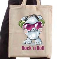 Shopping bag Rock N Roll