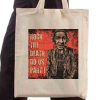Shopping bag Rock Till Death Do Us Part!