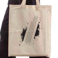Shopping bag Rubber Track