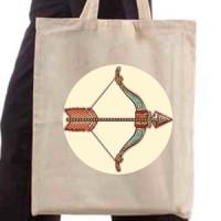 Shopping bag Sagittarius