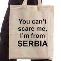 Shopping bag Scare Me