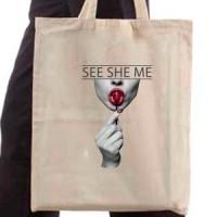 Shopping bag See she mee