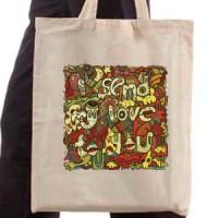 Shopping bag Send Love To You