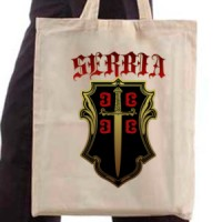 Shopping bag Serbia