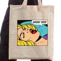 Shopping bag Sexy Girl