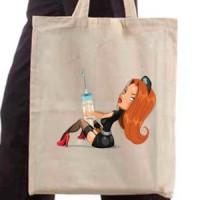 Shopping bag Sexy Nurse