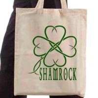 Shopping bag Shamrock