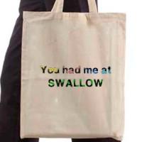 Shopping bag She Bought Me