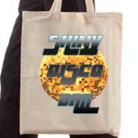 Shopping bag Shiny Disco Ball