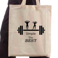 Shopping bag Simple the best.