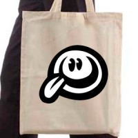 Shopping bag Smile 02