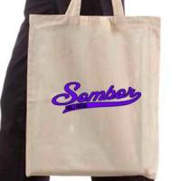 Shopping bag Sombor