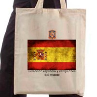 Shopping bag Spain Team