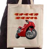 Shopping bag Speed Devil