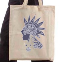 Shopping bag Steampunk punk