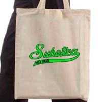 Shopping bag Subotica